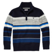 IZOD® Quarter-Zip Sweater - Boys 8-20