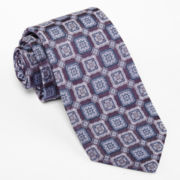 Stafford® Jewel Medallion Tie