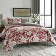 City Scene Cecilia Floral Duvet Cover Set