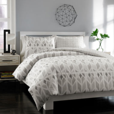 jcpenney.com | City Scene Grayson Geometric Duvet Cover Set
