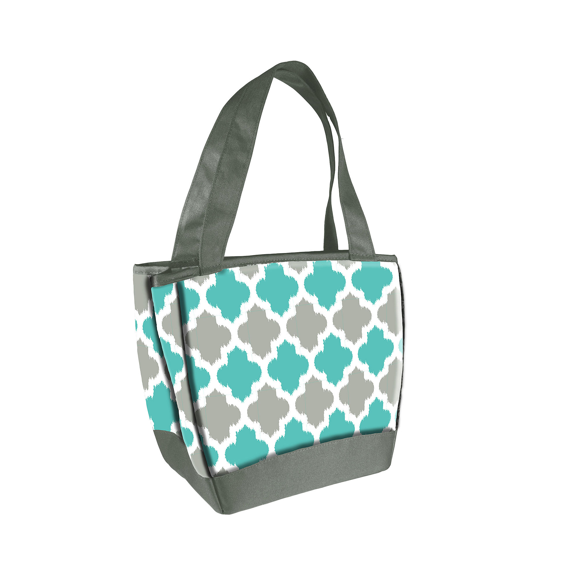 Fit & Fresh Hyannis Insulated Lunch Bag with Reusable Ice Pack
