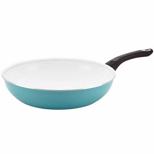 "Farberware® purECOok 12½"" Ceramic Nonstick Deep Skillet"
