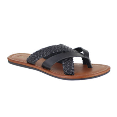 jcpenney.com | Mia Girl® Corden Braided Sandals