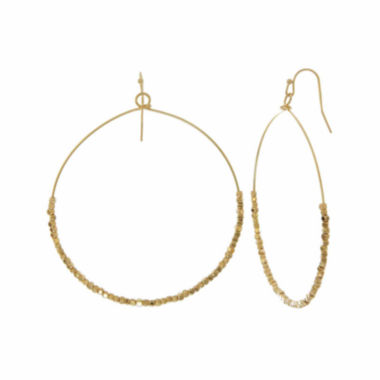 jcpenney.com | Natasha Gold-Tone Delicate Earrings