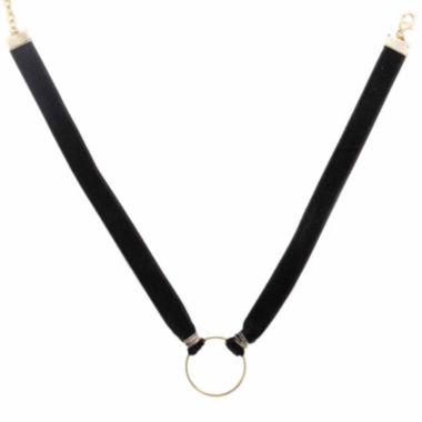 jcpenney.com | a.n.a® Circle Pendant Choker