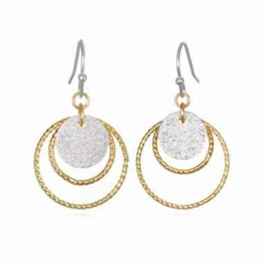 jcpenney.com | Mixit™ Orbital Link Earrings