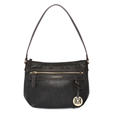 jcpenney.com | Liz Claiborne Jess Top Zip Shoulder Bag
