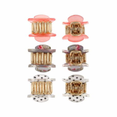 jcpenney.com | Decree® 3-pk. Hair Clips