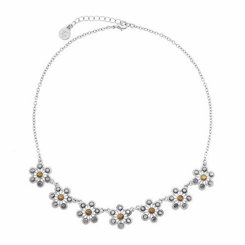 Liz Claiborne® Marcasite Collar Necklace