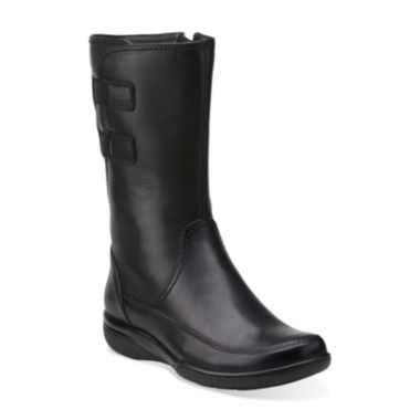jcpenney.com | Clarks® Kearns Flash Mid-Shaft Boots