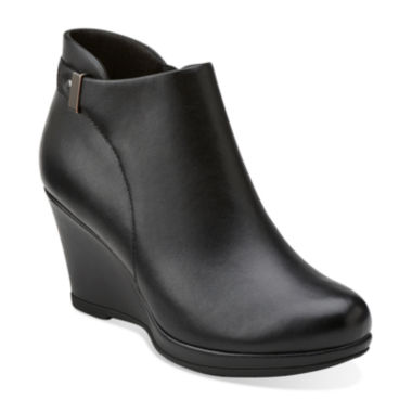 jcpenney.com | Clarks® Camryn Fiona Comfort Ankle Boots