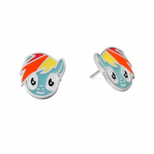 My Little Pony Sterling Silver Stud Earrings