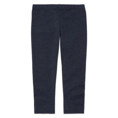 jcpenney.com | Okie Dokie® Denim Leggings - Toddler Girls 2t-5t