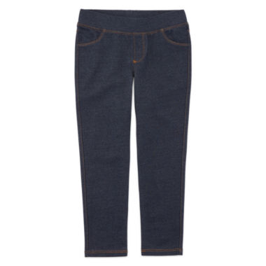 jcpenney.com | Okie Dokie® Denim Jeggings - Toddler Girls 2t-5t