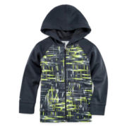 Xersion™ Long-Sleeve Performance Fleece Hoodie - Toddler Boys 2t-5t