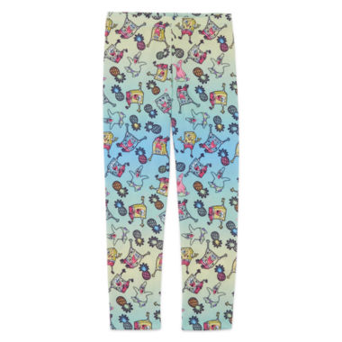 jcpenney.com | SpongeBob Ombré Leggings - Preschool Girls 4-6x