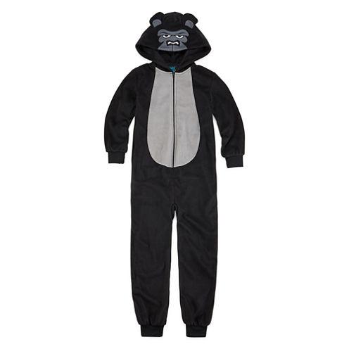 Jelli Fish Kids Fleece Zip-Front Pajamas - Boys 4-16