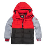Weatherproof Long-Sleeve Vest - Boys 4-7