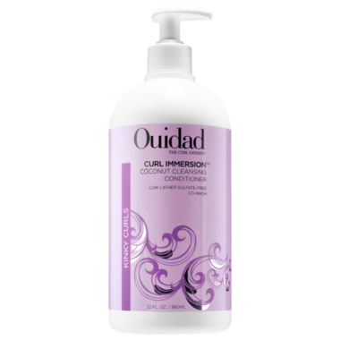 jcpenney.com | Ouidad Curl Immersion™ Coconut Cleansing Conditioner