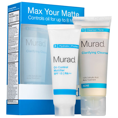 Murad Max Your Matte Duo