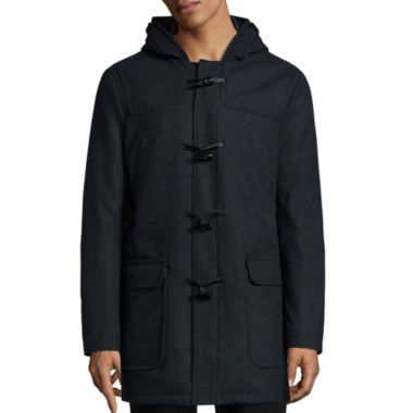jcpenney.com | IZOD® Long-Sleeve Wool Toggle Coat