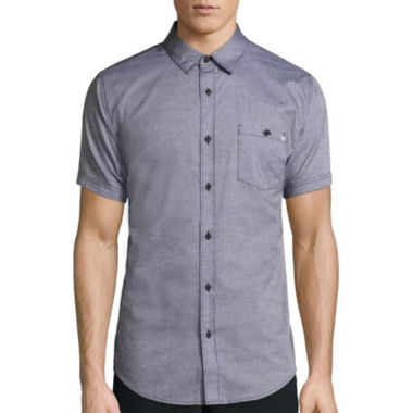 jcpenney.com | DC Shoes Co.® Short-Sleeve Structure Woven Shirt