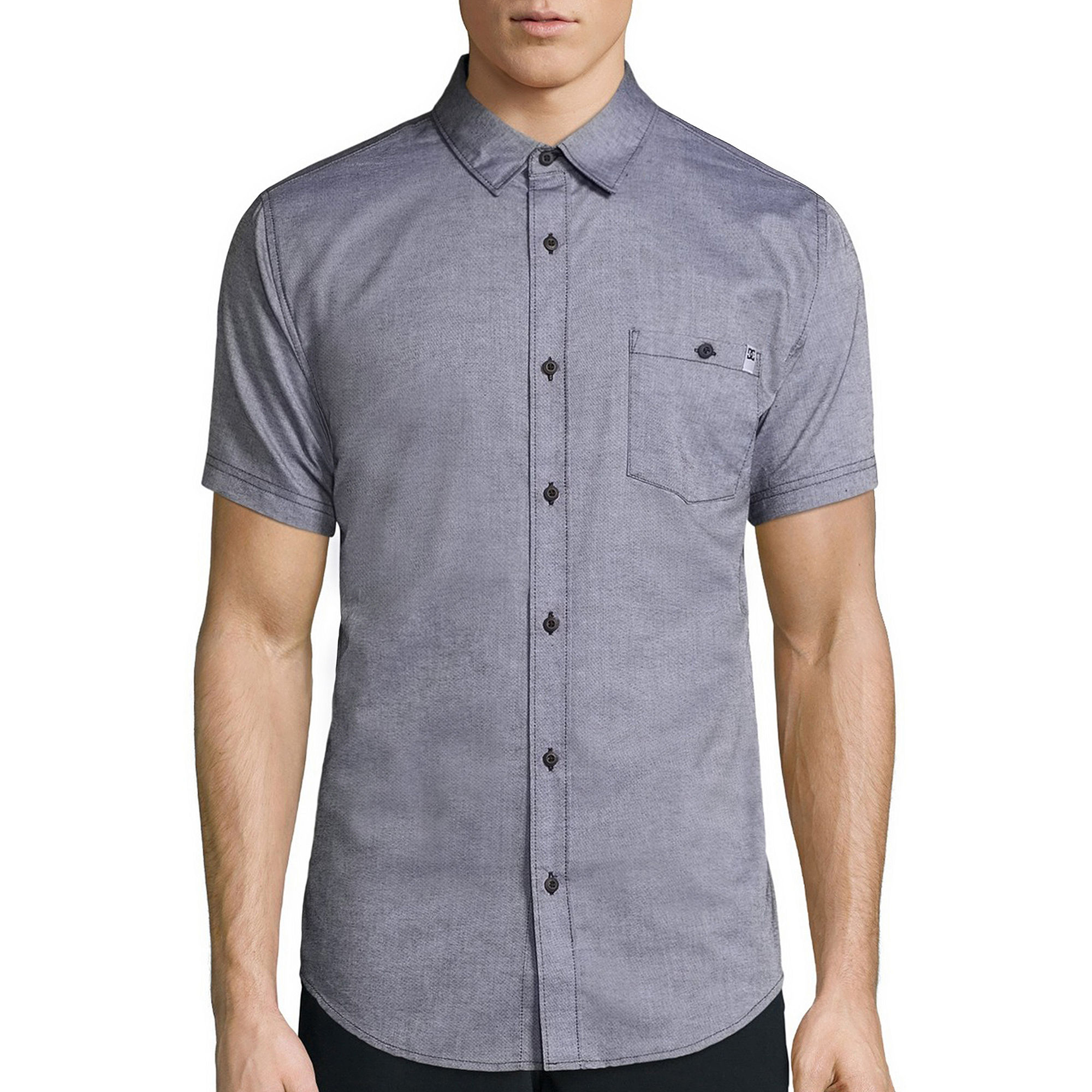 DC Shoes Co. Short-Sleeve Structure Woven Shirt