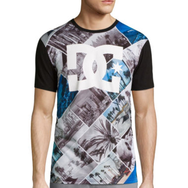 jcpenney.com | DC Shoes Co.® Short-Sleeve Collide Knit Tee