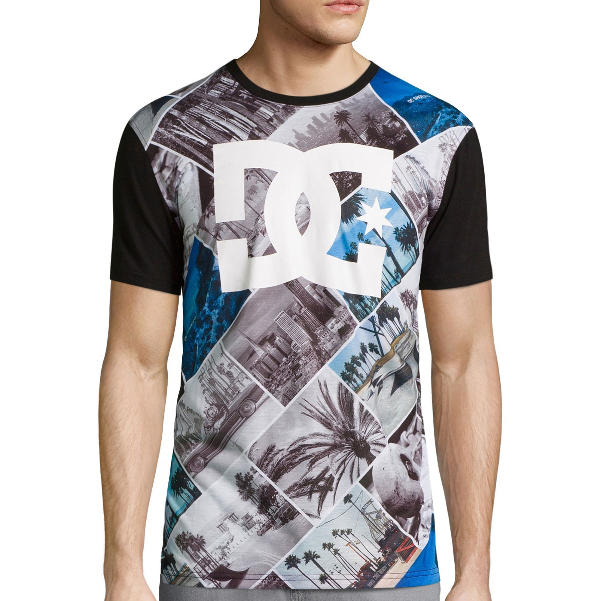 DC Shoes Co. Short-Sleeve Collide Knit Tee
