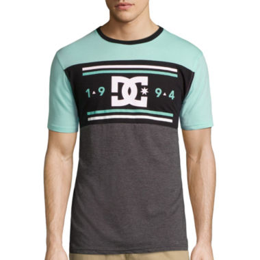 jcpenney.com | DC Shoes Co.® Stealth Short-Sleeve Knit Tee
