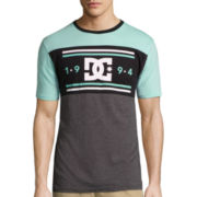 DC Shoes Co.® Stealth Short-Sleeve Knit Tee
