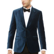 JF J. Ferrar® Long-Sleeve Velvet Sport Coat - Slim Fit