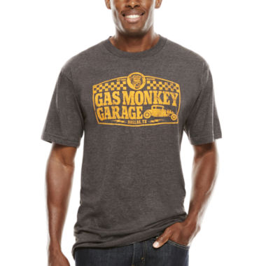 jcpenney.com | Gas Monkey Short-Sleeve Tee - Big & Tall