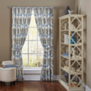 Waverly Rod-Pocket Curtain Panel