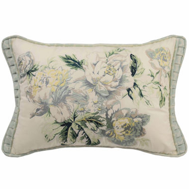 jcpenney.com | Waverly Fleuretta Oblong Decorative Pillow