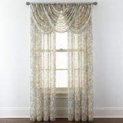 Royal Velvet® Villa Rod-Pocket Window Treatments