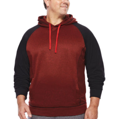 jcpenney.com | The Foundry Big & Tall Supply Co.™ Training Fleece Hoodie