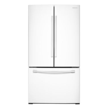 jcpenney.com | Samsung ENERGY STAR® 25.5 cu. ft. French Door Refrigerator with Twin Cooling Plus