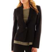 9 & Co.® Pinstriped Jacket - Petite