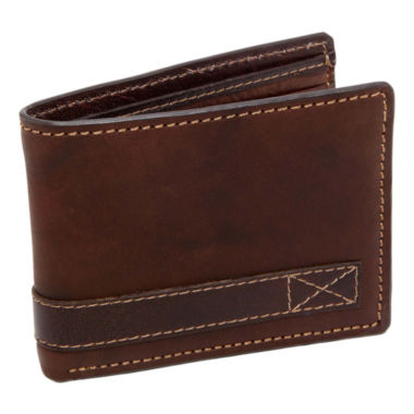 jcpenney.com | Relic® Barea Leather Travel Wallet