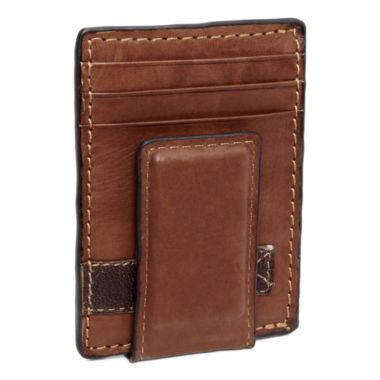 jcpenney.com | Relic® Barea Leather Front-Pocket Wallet with Money Clip