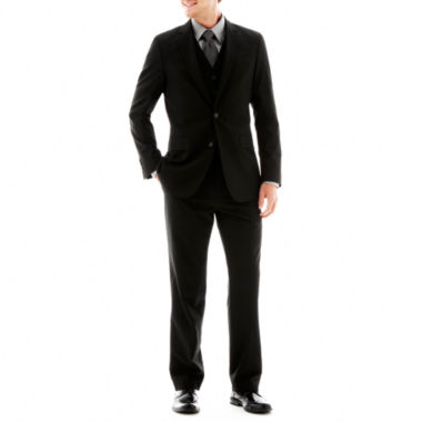 jcpenney.com | JF J. Ferrar® Black Stretch Suit Separate-Slim Fit