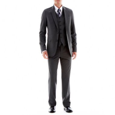 jcpenney.com | JF J. Ferrar® Stretch Gabardine Suit Separates - Super Slim