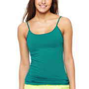 Arizona Favorite Stretch-Cotton Cami