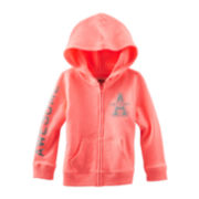 OshKosh B'Gosh® Long Sleeve Hoodie - Girls 2t-4t