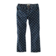 OshKosh B'gosh® Polka Dot Skinny Jeans – Girls 2t-4t