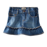 OshKosh B'gosh® Denim Skirt – Girls 2t-4t