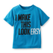 Carter's® Short-Sleeve Knit Graphic Tee – Boys 6m-24m