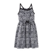 Carter's® Sleeveless Geo Print Knit Dress – Girls 5-6x
