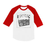 Run DMC Sketch Graphic Tee